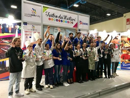 """Torino, più di 5000 partecipanti a Io Lavoro e ai campionati dei mestieri """"Worldskills Piemonte"""""""