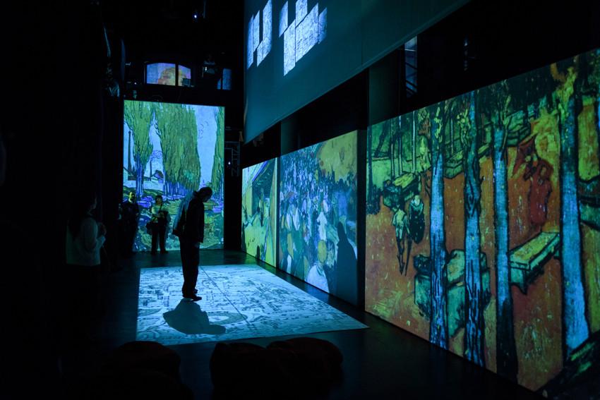 Unite Genova Calendario.A Genova Van Gogh E Vivo Con Van Gogh Alive Experience