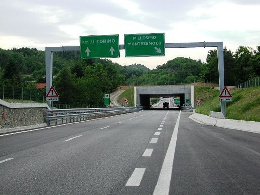 Chiusa per dieci minuti la A6 Savona-Torino