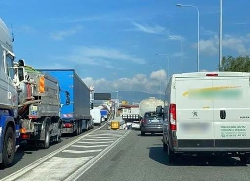 Traffico: bollino nero su A10 e A12
