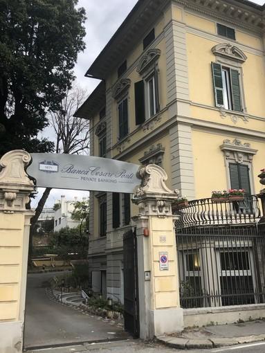 Inaugurata ad Albaro la nuova sede operativa di Banca Cesare Ponti