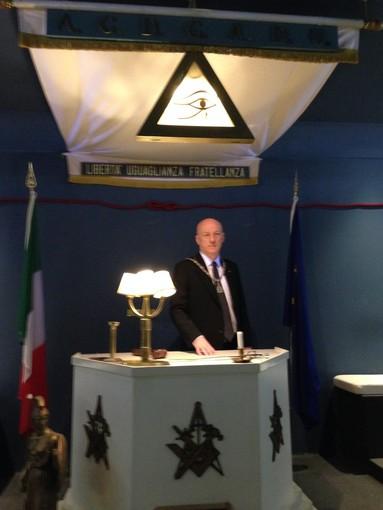 """Convegno sulla """"massofobia"""": a Genova il Gran Maestro del Goi, Stefano Bisi"""