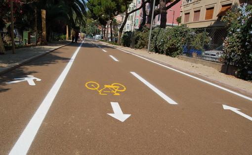Ciclabile in corso Italia, approvato il progetto definitivo