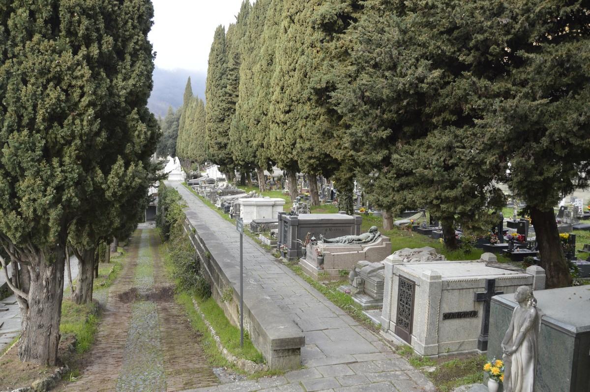 Da sabato 19 settembre accessibile ai visitatori la galleria frontale del cimitero di Staglieno