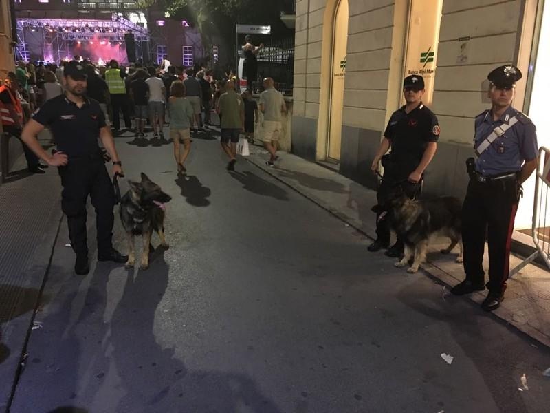 Lotta allo spaccio di cocaina, diciassette arresti a Genova