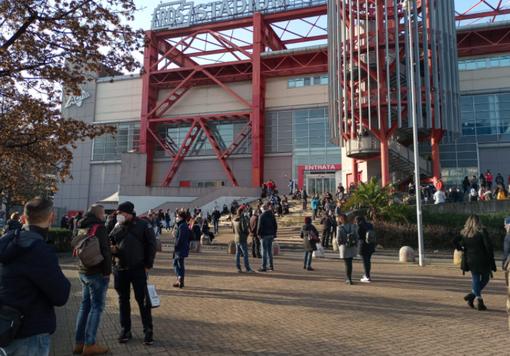 Concorso OSS Liguria: mercoledì 12 maggio prova pratica all'RDS Stadium di Genova per i 2.531 rimasti in corsa