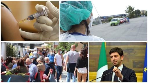 Il Covid cede il passo in Liguria, il rapporto tra contagi e popolazione si attesta al 6.675%