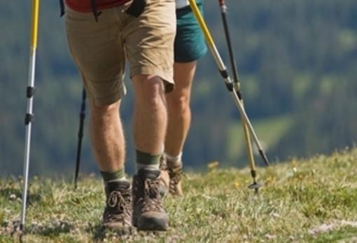 Escursionismo: 100 nuovi percprsi per 362 km di tracciati