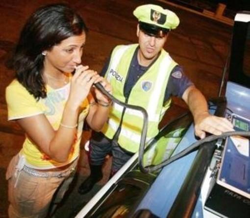 Polizia Locale: a Genova 329 punti patente decurtati nel week-end
