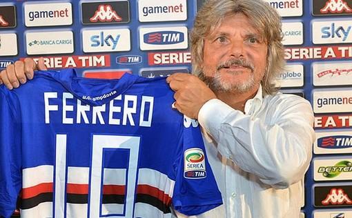 """Samp, minacce a Ferrero: """"Infame, guardati le spalle"""""""