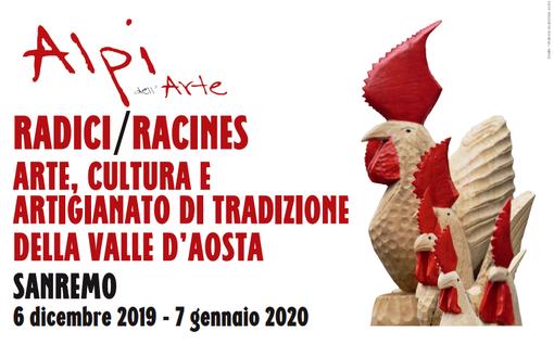 L'anima pulsante dell'artigianato valdostano di tradizione arriva a Sanremo