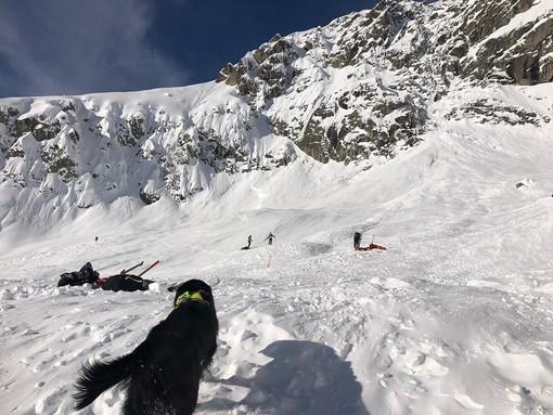 Due morti per valanga in Valle d'Aosta, una vittima è di Finale Ligure (VIDEO)