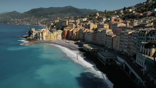 """Da inizio giugno il turismo in Liguria 'sale' da -90% a -48%, Berrino """"Dato positivo, anche se è faticoso pensare che l'economia regionale si regga sul segno meno"""" (VIDEO)"""