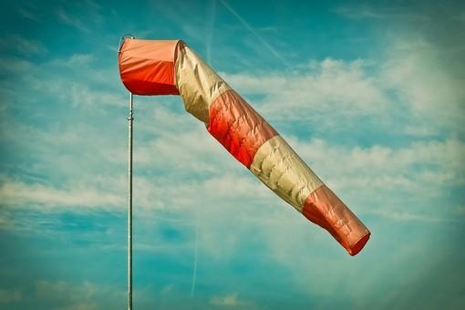 Arpal conferma l'avviso meteo per il vento
