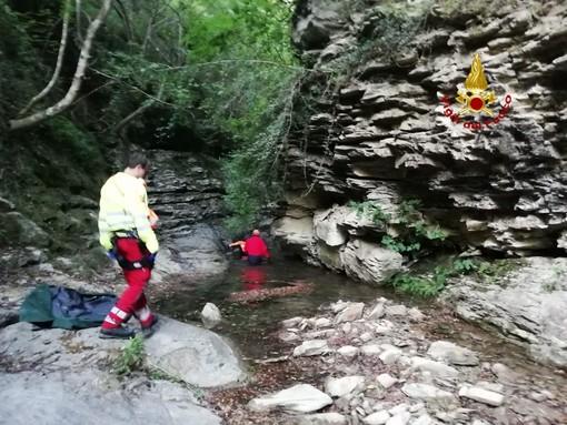 Identificato il corpo rinvenuto presso i laghetti di Nervi