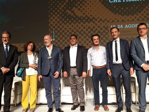 Toti al dibattito sulle autonomie al Meeting di Rimini 2019