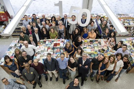 La casa editrice Hoepli festeggia 150 anni di attività