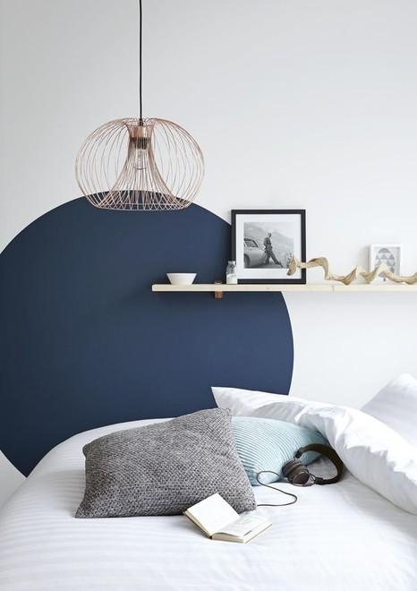 Testiera del letto: come realizzare una parete bella e ricercata