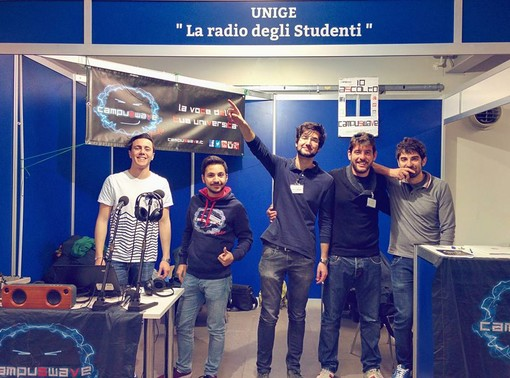 Crollo ponte, il sostegno degli studenti dell'Università arriva da Campuswave Radio