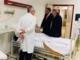 Operaio ferito, visita in ospedale del presidente Toti e del sindaco Bucci