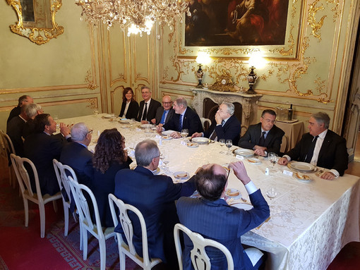 La Camera di Commercio al tavolo con Compagnia San Paolo e istituzioni