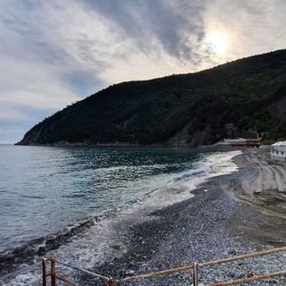 Moneglia: in corso gli interventi di difesa della costa