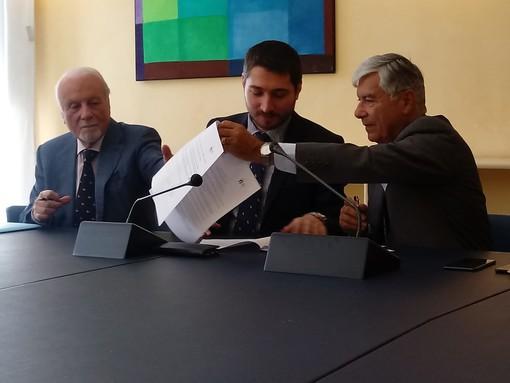 Crescere nello sport: siglata l'intesa fra Coni e Comune di Genova