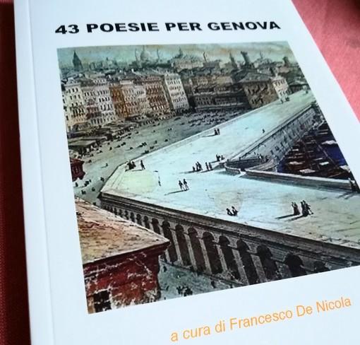 Dante Alighieri: '43 poesie per Genova' in dono a studenti di Certosa e Sampierdarena