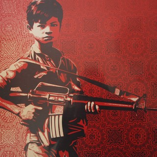 "Palazzo Ducale ospita la mostra ""Obey fidelity. The art of Shepard Fairey"" [FOTO]"