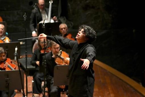 Concerto sinfonico del teatro Carlo Felice trasmesso dalla Rai il 2 dicembre (FOTO)