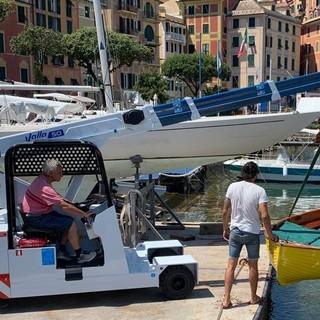 Cantieri nautici: l'azienda Olivero è Rivenditore Ufficiale Manitex Valla