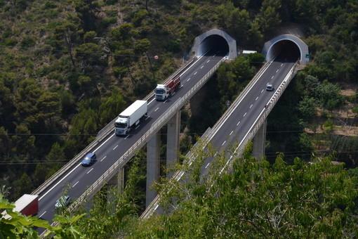 A7, viadotto Scrivia Pietrafaccia: nessuna limitazione di traffico