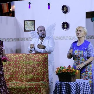 Il dialetto genovese torna al teatro comunale di Cicagna [FOTO]