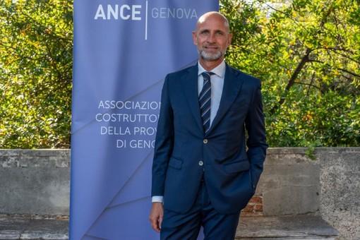 Giulio Musso nuovo presidente dei costruttori genovesi