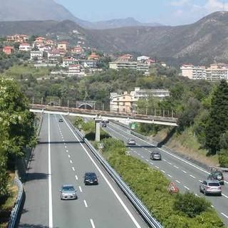 A26: regolarmente aperto il tratto Gravellona Toce-Arona verso Genova