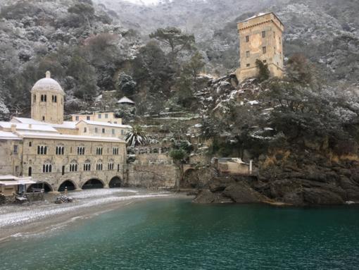 Camogli, Natale nella millenaria abbazia di San Fruttuoso