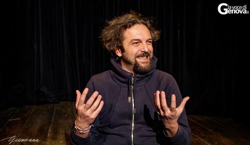 """Antonio Ornano: """"Scrivo quello che fa ridere me: mi piace squarciare l'ipocrisia e mettermi a nudo"""""""