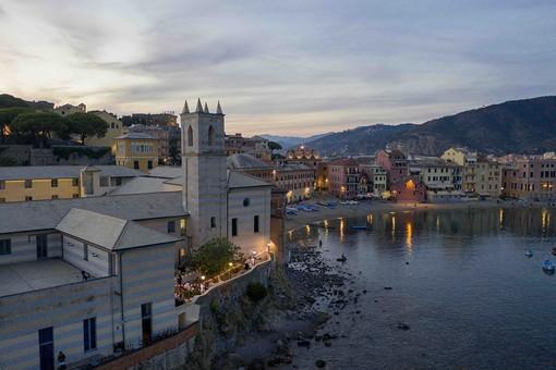 A Sestri Levante sono cominciati i lavori di ripristino della terrazza dell'ex convento dell'Annunziata
