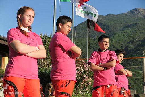 Croce Verde: 4 giovanissimi di Genova rappresentano l'italia al Sami Contest di primo soccorso