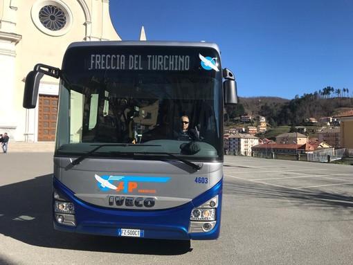 Campo Ligure: 2 bus Atp per trasferire i residenti della 'zona rossa'