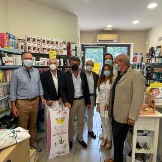 La farmacia comunale di Sant'Anna taglia il traguardo dei dieci anni