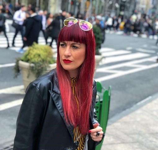 Angela Valentino: dal porto di Genova a New York per truccare le 'celeb'