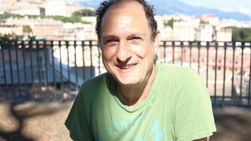 Andrea Di Marco: dal Zeneize al British English, un comico a tutto tondo