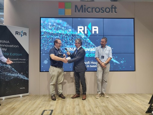 Rina Innovation Day: annunciato il vincitore della Call for Augmented Inspection