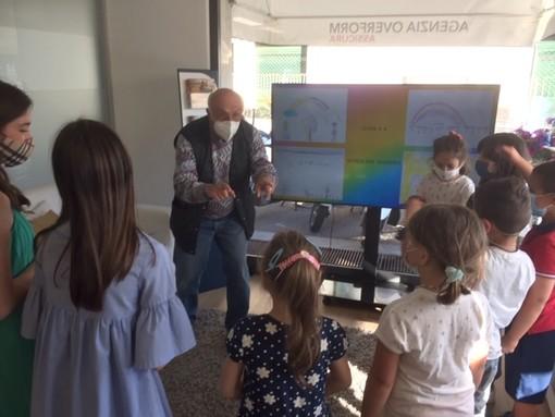 Arcobalinea, in mostra i disegni dei bambini con voce narrante (FOTO)