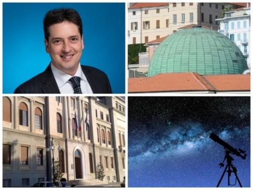 Asse Genova-Imperia per il Planetario: in arrivo una task force di esperti per la gestione degli strumenti astronomici