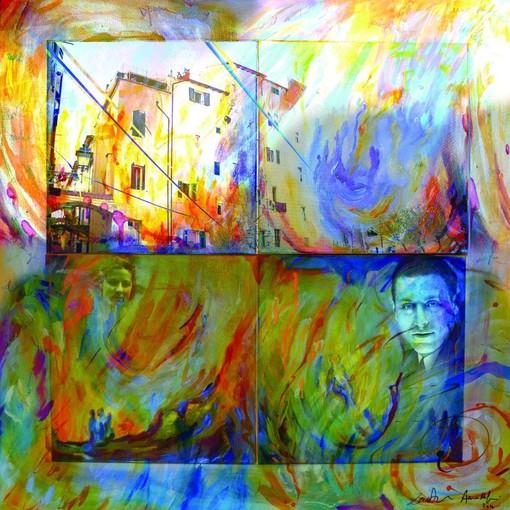 """Le opere di 50 artisti a sostegno della banca degli Occhi Lions Melvis Jones per la terza """"Triennale artistica della solidarietà"""""""