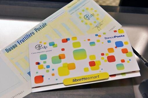 Poste Italiane: circa 920mila tra buoni fruttiferi e libretti postali in provincia di Genova