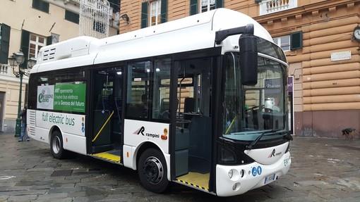 Pegli, gli autobus elettrici restano un miraggio