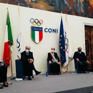 L'Associazione Vince Genova incontra il mondo dello Sport